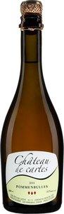 Château De Cartes Pommenbulles 2015, Sparkling Cider Bottle