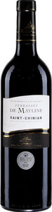 Cave De Roquebrun Terrasses De Mayline 2015, Saint Chinian Bottle
