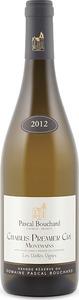 Pascal Bouchard Montmains Vieilles Vignes Chablis 1er Cru 2013, Ac Bottle