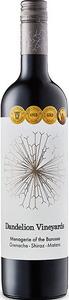 Dandelion Vineyards Menagerie Of The Barossa Grenache/Shiraz/Mataró 2014, Barossa Valley Bottle