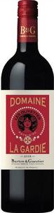 Domaine La Gardie Les Olivettes 2015, Vin De Pays D' Oc Bottle