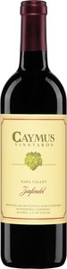 Caymus Vineyards Napa Valley Zinfandel 2014 Bottle