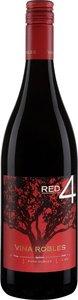 Viña Robles Huerhuero Red 4 2012, Paso Robles Bottle