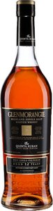 Glenmorangie The Quinta Ruban Highland Scotch Single Malt Bottle