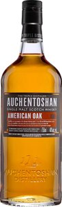 Auchentoshan American Oak Lowland Scotch Single Malt Bottle