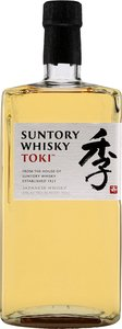 Suntory Whisky Toki Bottle
