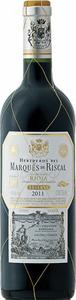Marqués De Riscal Reserva 2012, Rioja Reserva Bottle