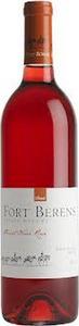 Fort Berens Pinot Noir Rose 2015 Bottle
