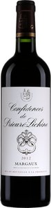 Confidences De Prieuré Lichine Margaux Grand Cru Classé 2012 Bottle