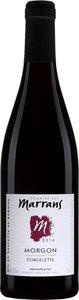 Domaine Des Marrans Morgon Corcelette 2014 Bottle
