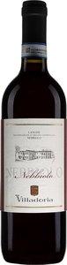 Villadoria Langhe Nebbiolo 2014 Bottle