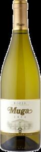 Muga Barrel Fermented White 2011, Doca Rioja Bottle