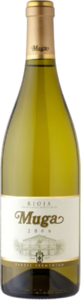 Muga Barrel Fermented White 2007, Doca Rioja Bottle