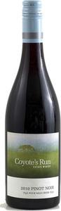Coyote's Run Pinot Noir 2015, VQA Niagara Peninsula Bottle