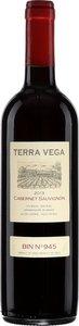 Terra Vega Cabernet Sauvignon 2015 Bottle
