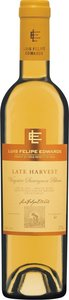 Luis Felipe Edwards Late Harvest Viognier Sauvignon Blanc 2014 (375ml) Bottle