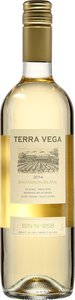 Terra Vega Sauvignon Blanc 2015 Bottle