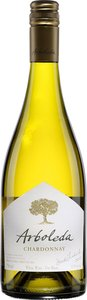 Arboleda Chardonnay 2015 Bottle