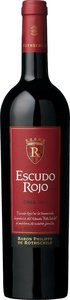 Escudo Rojo 2014 Bottle