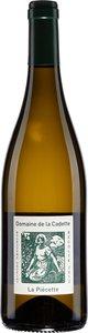Domaine De La Cadette La Piècette Bourgogne Vézelay 2014 Bottle