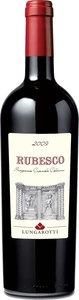 Lungarotti Rubesco Sangiovese/Colorino 2013, Doc Rosso Di Torgiano Bottle