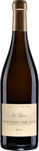 Montlouis Les Tuffeaux 2014 Bottle