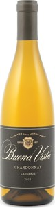 Buena Vista Chardonnay 2014, Carneros, Sonoma County Bottle