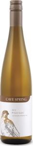 Cave Spring Pinot Gris 2015, VQA Niagara Peninsula Bottle