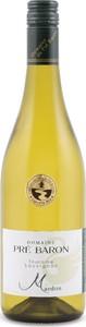Domaine Pré Baron Sauvignon Touraine 2015 Bottle
