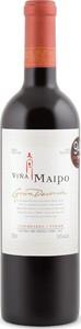 Viña Maipo Gran Devócion Carmenère/Syrah 2013, Maule Valley Bottle