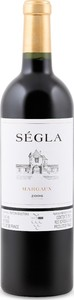 Ségla 2010, Second Wine Of Château Rauzan Ségla, Ac Margaux Bottle