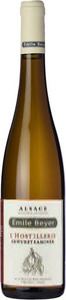 Emile Beyer L'hostellerie Gewurztraminer 2012, Ac Alsace Bottle