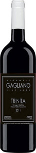 Vignoble Gagliano Trinita 2015 Bottle