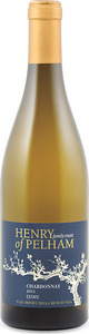 Henry Of Pelham Estate Chardonnay 2015, VQA Short Hills Bench, Niagara Peninsula Bottle