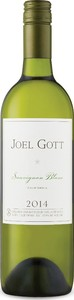 Joel Gott Sauvignon Blanc 2014, Napa Valley Bottle