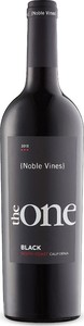 Noble Vines The One Red Blend 2013, North Coast Bottle