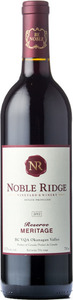 Noble Ridge Reserve Meritage 2013, Okanagan Valley Bottle
