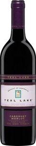 Teal Lake Cabernet / Merlot 2013 Bottle