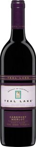 Teal Lake Cabernet / Merlot 2014 Bottle