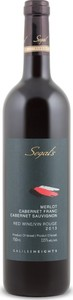 Segal's Merlot/Cabernet Franc/Cabernet Sauvignon Kp M 2013, Galilee Heights Bottle