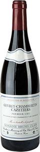 Domaine Bruno Clair Gevrey Chambertin Premier Cru Cazetiers 2012 Bottle