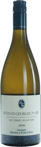 Domaine Michèle Et Patrice Rion Nuits St Georges Premier Cru Les Terres Blanches 2014 Bottle