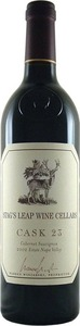 Stags' Leap Cask 23 2013, Napa Valley Bottle