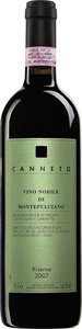 Canneto Riserva 2010, Vino Nobile Di Montepulciano Bottle
