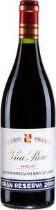 Vina Real Gran Reserva Rioja 2009 Bottle