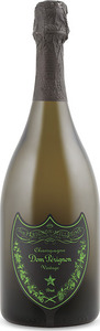 Dom Pérignon Luminous White Champagne 2006 Bottle