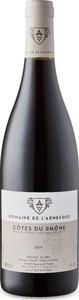 Domaine De L'arnesque Côtes Du Rhône 2014, Ac Bottle