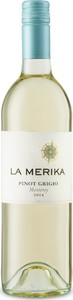 La Merika Pinot Grigio 2014, Monterey County Bottle