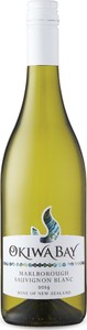 Okiwa Bay Sauvignon Blanc 2014 Bottle