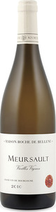 Roche De Bellene Vieilles Vignes Meursault 2014, Ac Bottle